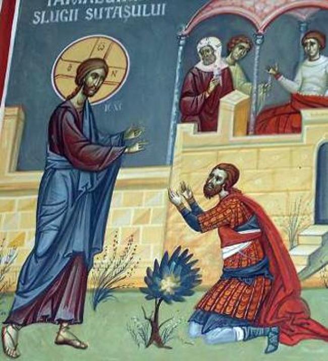 Ομιλία στο ευαγγέλιο της Δ΄ Κυριακής του Ματθαίου, του μακαριστού Μητροπολίτου Νικοπόλεως π. Μελετίου Καλαμαρά