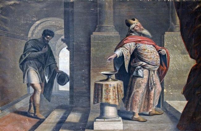 Ομιλία στο ευαγγέλιο της Κυριακής του Τελώνου και του Φαρισαίου, του μακαριστού Μητροπολίτου Νικοπόλεως π. Μελετίου Καλαμαρά
