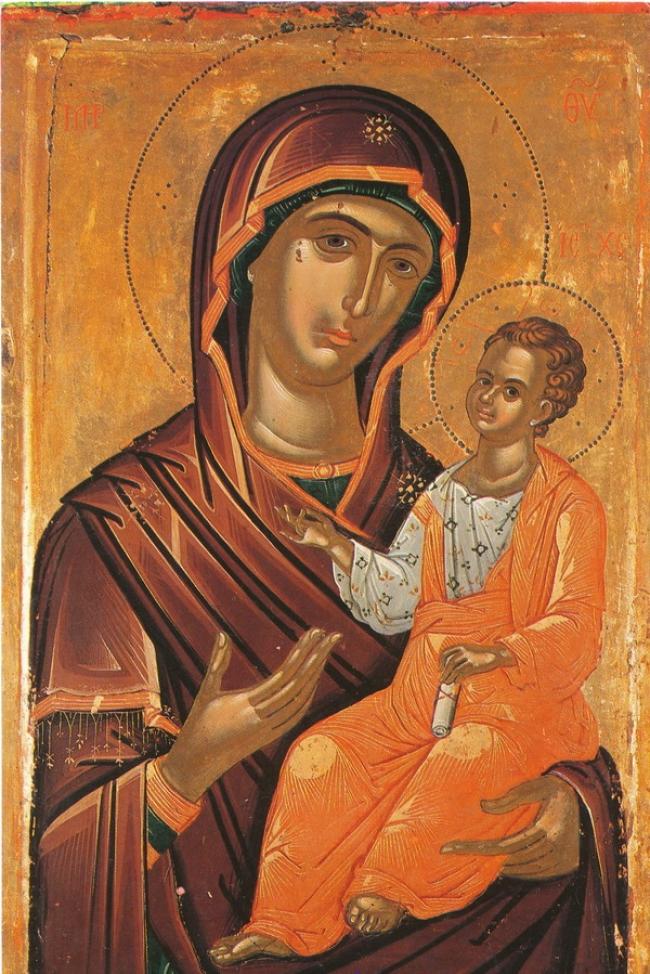 Η Παναγία και το ελληνικό γένος