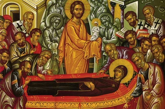 Παρακλητικὸς Κανών της Παναγίας - Οι αρετὲς της υπεραγίας Θεοτόκου, του μακαριστού Μητροπολίτου Φλωρίνης π. Αυγουστίνου Καντιώτου