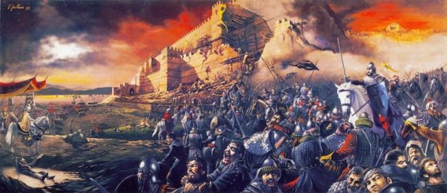 Η αποφράς 12η Απριλίου 1204 και η προάγγελος της παλιγγενεσίας 29η Μαΐου 1453