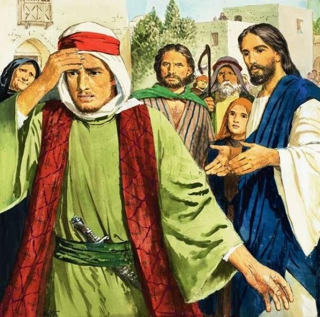 Ομιλία στο ευαγγέλιο της ΙΓ΄ Κυριακής του Λουκά, του μακαριστού Μητροπολίτου Νικοπόλεως π. Μελετίου Καλαμαρά