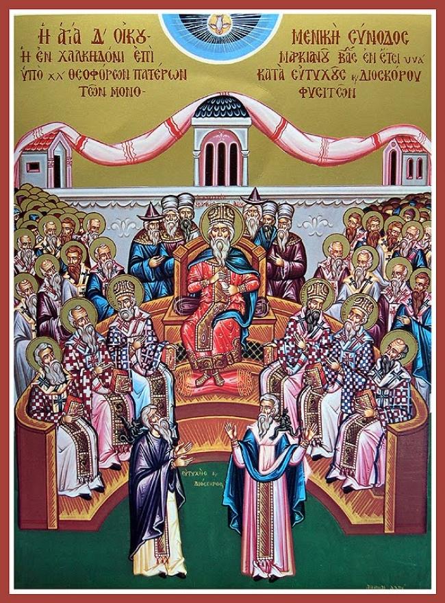 Ομιλία στο ευαγγέλιο της Κυριακής των Πατέρων της Δ΄ Οικουμενικής Συνόδου, του μακαριστού Μητροπολίτου Νικοπόλεως π. Μελετίου Καλαμαρά