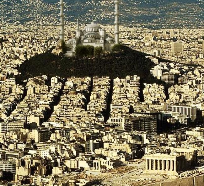 Τζαμί στην Αθήνα: Θα καταστρατηγήσουμε μόνοι μας την Συνθήκη της Λωζάνης;