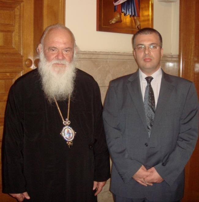 Απίστευτη δήλωση Γ. Καλαντζή: «Αν γίνει δημοψήφισμα για το τζαμί να γίνει και για όλες τις χριστιανικές εκκλησίες»!