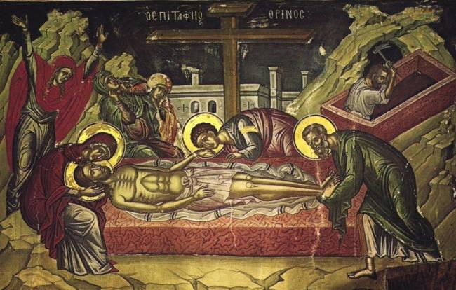 Ομιλία εις τα άχραντα πάθη του Κυρίου ημών Ιησού Χριστού, του μακαριστού Μητροπολίτου Νικοπόλεως π. Μελετίου Καλαμαρά