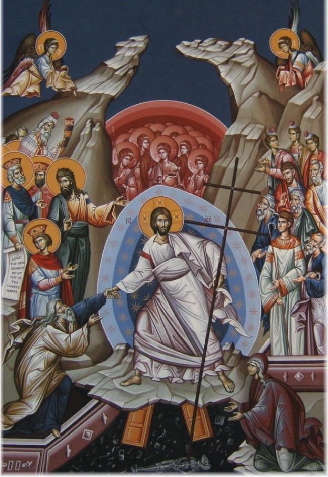 Ο Κύριος Ιησούς Χριστός θύτης και θύμα