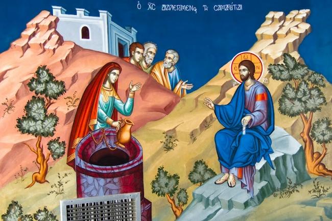 Ομιλία στο ευαγγέλιο της Κυριακής της Σαμαρείτιδος, του μακαριστού Μητροπολίτου Νικοπόλεως π. Μελετίου Καλαμαρά