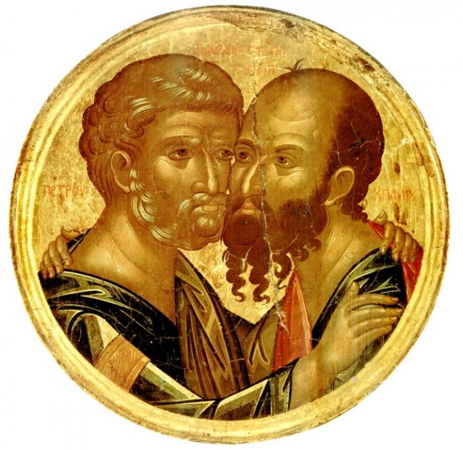 Ομιλία στους πανεύφημους Αποστόλους Πέτρο και Παύλο, του μακαριστού Μητροπολίτου Νικοπόλεως π. Μελετίου Καλαμαρά