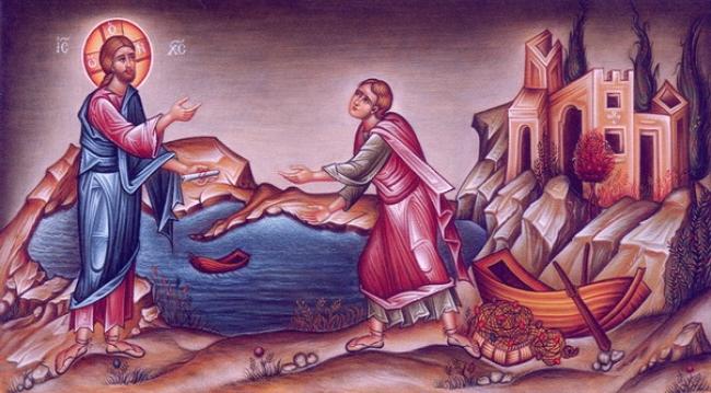 Ομιλία στο ευαγγέλιο της Α΄ Κυριακής του Λουκά, του μακαριστού Μητροπολίτου Νικοπόλεως π. Μελετίου Καλαμαρά