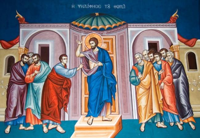 Ομιλία στο ευαγγέλιο της Κυριακής του Θωμά, του μακαριστού Μητροπολίτου Νικοπόλεως π. Μελετίου Καλαμαρά