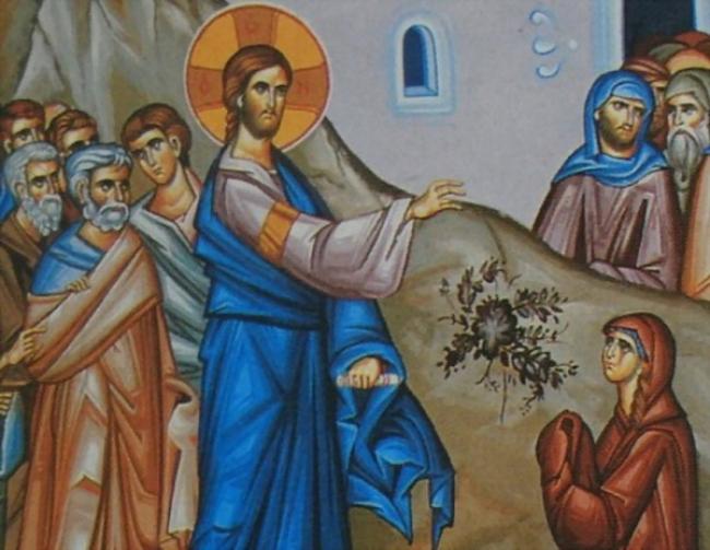 Ομιλία στο ευαγγέλιο της Κυριακής ΙΖ΄ Ματθαίου, του μακαριστού Μητροπολίτου Νικοπόλεως π. Μελετίου Καλαμαρά