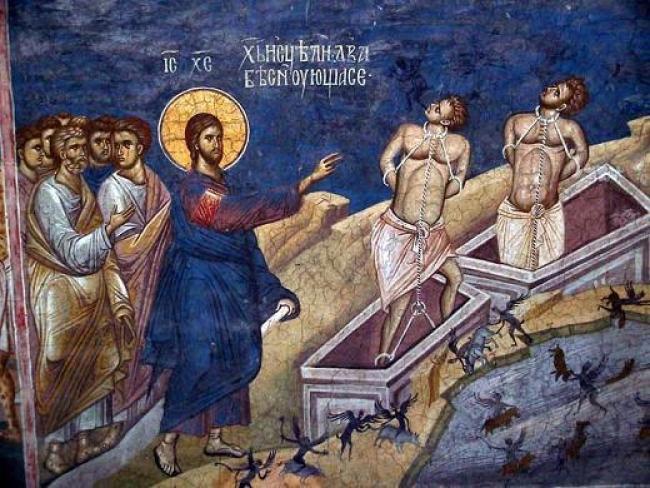Ομιλία στο ευαγγέλιο της ΣΤ΄ Κυριακής Λουκά, του μακαριστού Μητροπολίτου Νικοπόλεως π. Μελετίου Καλαμαρά