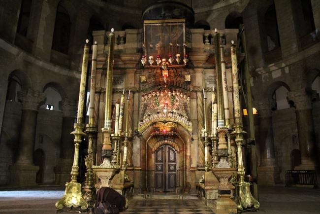 Χριστιανικά μνημεία της Ιερουσαλήμ