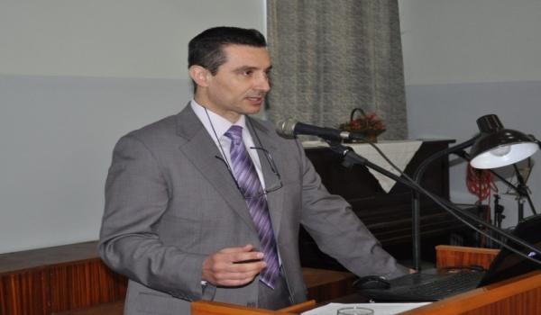 (Βίντεο) Θεολογικό Συνέδριο στην Ηλεία – Εισήγηση Κωνσταντίνου Σπαλιώρα,  Αμαλιάδα Ηλείας 15/2/2015