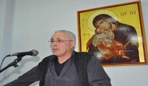 (Βίντεο) Θεολογικό Συνέδριο στην Ηλεία – Εισήγηση Κώστα Ζουράρι, Πύργος Ηλείας 14/2/2015