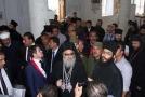Ο Πατριάρχης Αντιοχείας μετέβη στην χριστιανική πόλη Μααλούλα