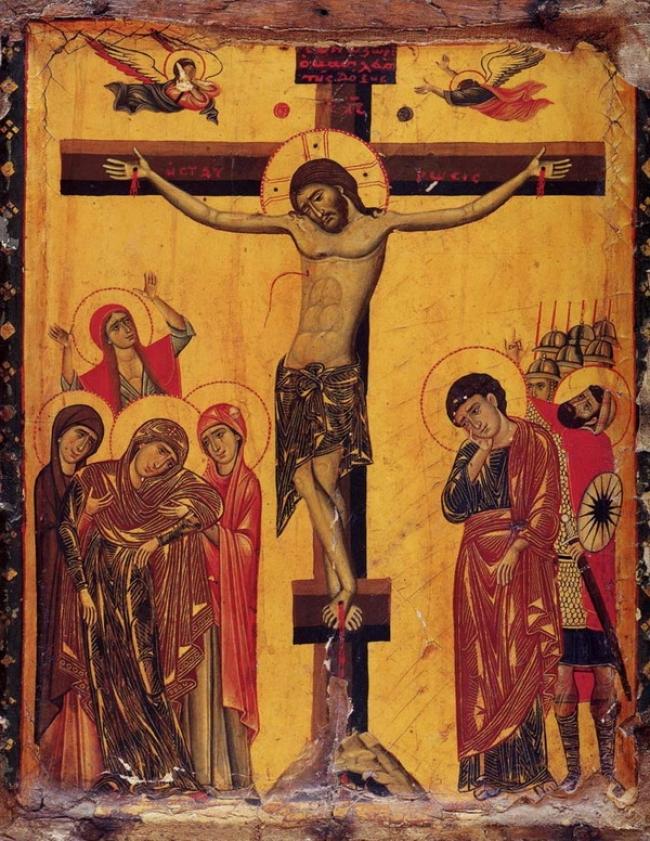 «Ὁ  Θεάνθρωπος   Κύριος   Ἰησοῦς   καὶ   οἱ   σύγχρονοι   σταυρωτές  Του»