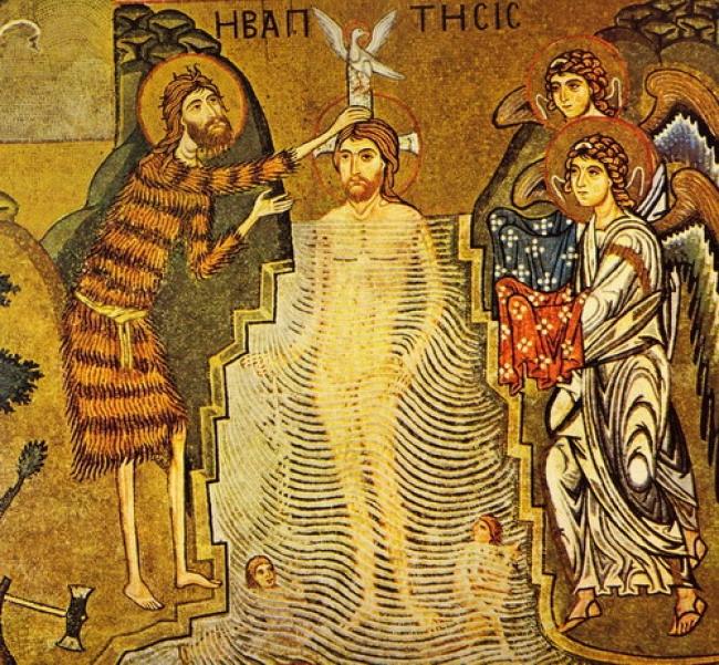 Ομιλία στα Άγια Θεοφάνεια, του μακαριστού Μητροπολίτου Νικοπόλεως π. Μελετίου Καλαμαρά
