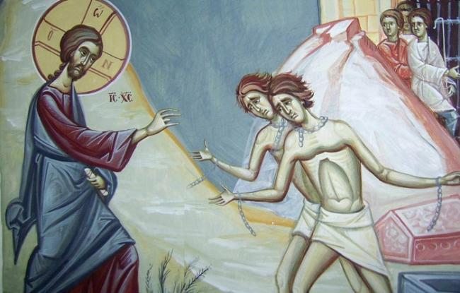 Κυριακή ΣΤ΄ Λουκά - Λεγεὼν, του μακαριστού Μητροπολίτου Φλωρίνης π. Αυγουστίνου Καντιώτου