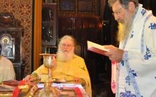 (Βίντεο) Ομιλία Γέροντος Εφραίμ Καθηγουμένου Ι.Μ.Μ. Βατοπαιδίου στον Ι. Ν. Αγ. Θεράποντος Μυτιλήνης 8/9/2015
