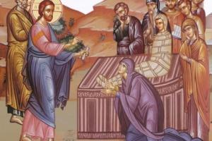 Κυριακή Γ΄ Λουκά - H ανάσταση των νεκρών, του μακαριστού Μητροπολίτου Φλωρίνης π. Αυγουστίνου Καντιώτου